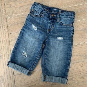 Boys Old Navy Skinny Jean Shorts